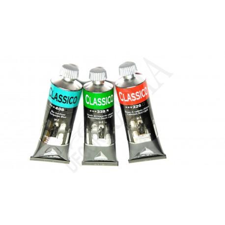 Farba olejna CLASSICO 60ml. - różne kolory