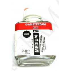 Medium 117 akryl- mat Talens 75ml.