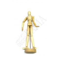 Manekin- postać ludzka 40cm.