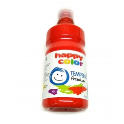 Farba Tempera HappyColor 500ml. - różne kolory