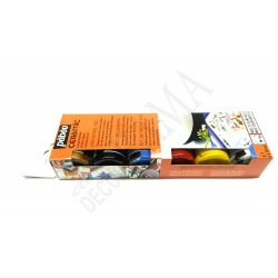 Komplet farb do ceramiki 6x20ml. PEBEO