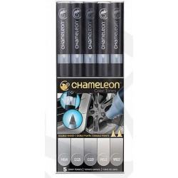 Markery CHAMELEON- Gray Tones Set