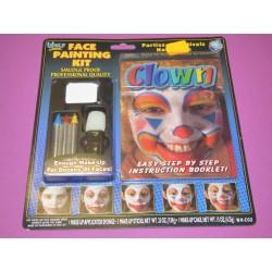 Kredki/farby do mal. twarzy WOLF - klaun