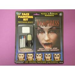 Kredki/farby do mal. twarzy WOLF - wampirka