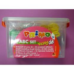 Ciastolina PRIMO- Abecadło