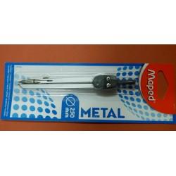 Cyrkiel metalowy Maped 250mm