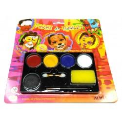 Farby do malowania twarzy ALIGA