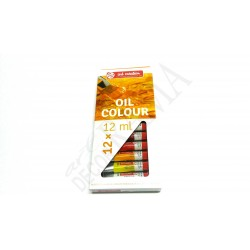 Farby olejne Art Creation 12x12ml.