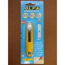 Nóż automatyczny SK-7 OLFA