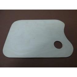 Paleta drewniana-prostokątna 30x40