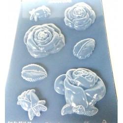 Forma do odlewów- róże
