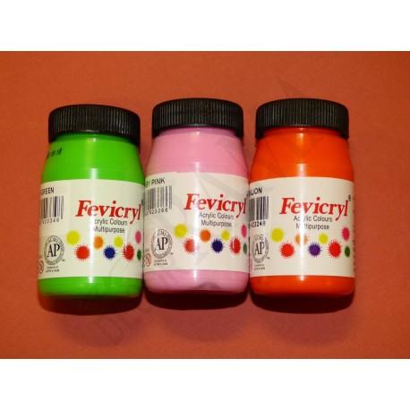 Farba do tkanin Pidilite 50ml. - różne kolory