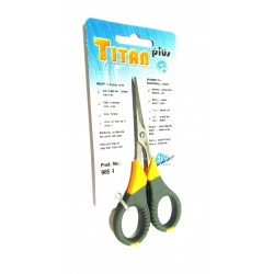 Nożyczki tytanowe do decoupage 10,5cm.