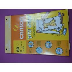 Blok- sztaluga dla dzieci A3/50ark.