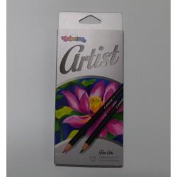 Kredki ołówkowe Colorino-Artist 12szt.